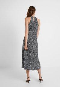 KIOMI TALL - Maxi dress - white/black - 2