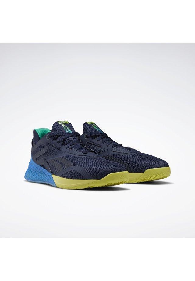 NANO X SHOES - Trainings-/Fitnessschuh - blue