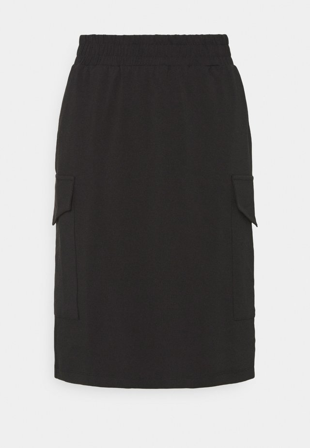 KADANA LINDA SKIRT - Pencil skirt - black deep