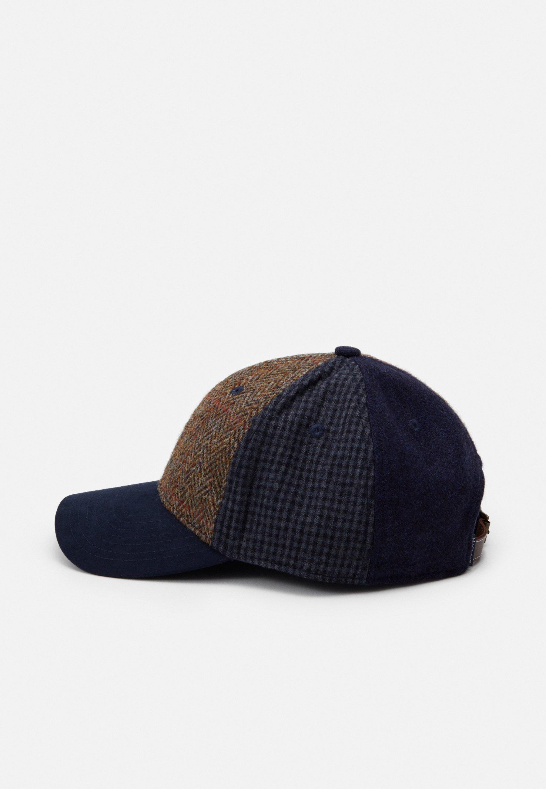 Hackett London Patchwork - Cap Multi/mehrfarbig