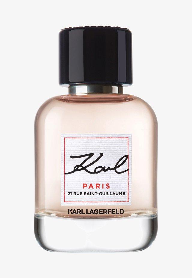 PARIS 21 RUE SAINT-GUILLAUME EAU DE PARFUM - Parfum - -