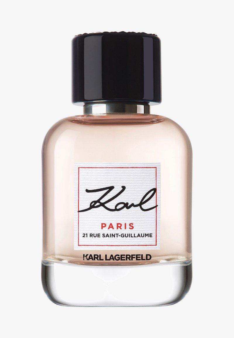 Karl Lagerfeld Fragrances - PARIS 21 RUE SAINT-GUILLAUME EAU DE PARFUM - Eau de Parfum - -