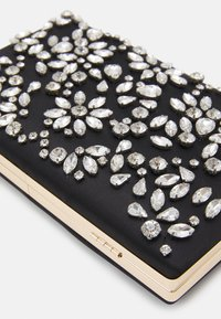 Forever New - CLARICE EMBELLISHED RECTANGLE - Clutch - black - 4