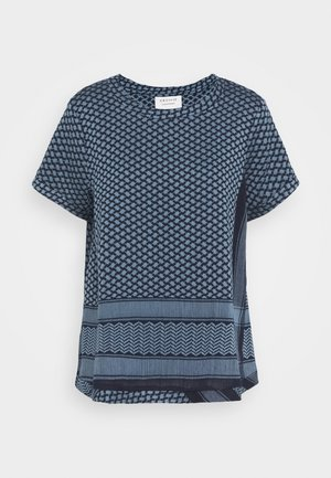 SHORT SLEEVES - Bluser - navy