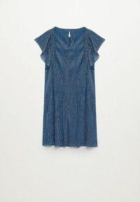 Mango - MARINAS-A - Cocktail dress / Party dress - bleu - 1