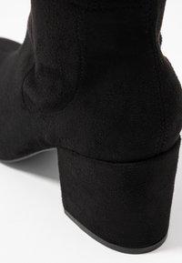 RAID - KOLA - Over-the-knee boots - black - 2