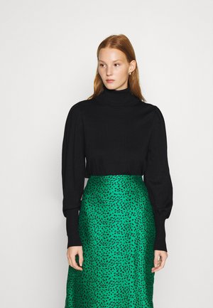 SRLEANA ROLL NECK - Jumper - black