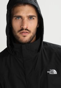The North Face - SANGRO - Hardshell jacket - black - 5