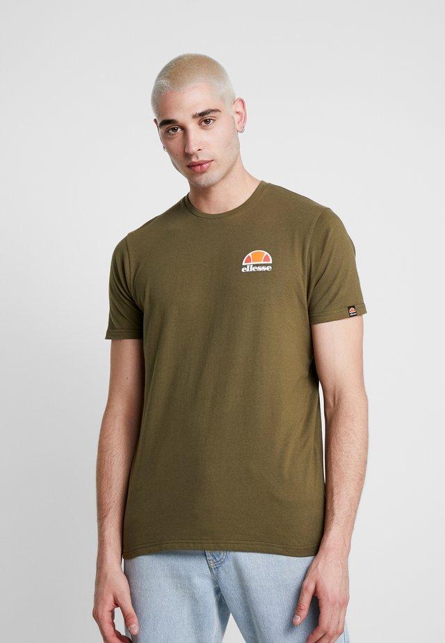CANALETTO - Camiseta estampada - khaki