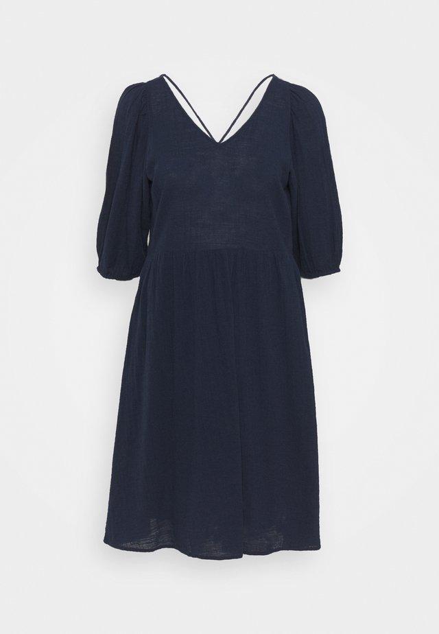 VMGABI DRESS - Denní šaty - navy