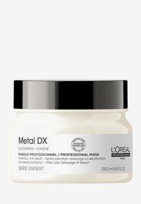 L'OREAL PROFESSIONNEL - SERIE EXPERT METAL DX MASKE - Hair mask - - - 0