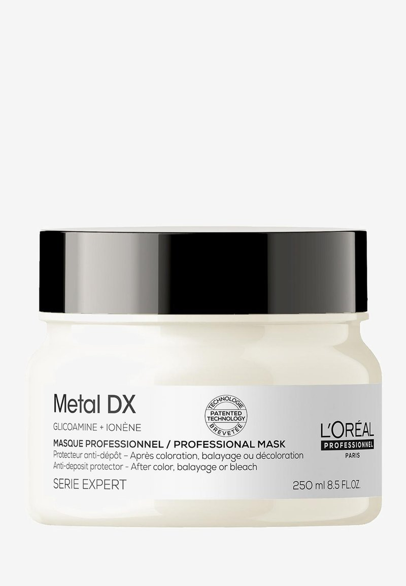 L'OREAL PROFESSIONNEL - SERIE EXPERT METAL DX MASKE - Hair mask - -