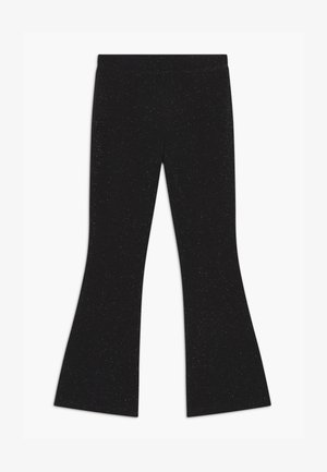 TEENS GLAMOUR FLARE - Trousers - black