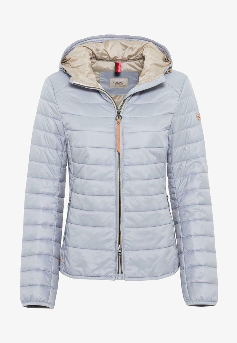 camel active - Winter jacket - sky blue