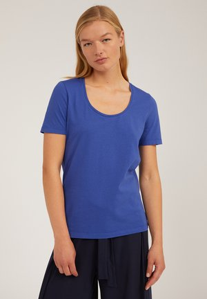 JAALINA RECYCLED - Basic T-shirt - deep ultramarine