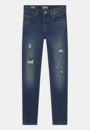 ISABELLA - Jeans Skinny Fit - blue denim