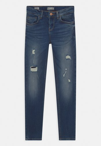 ISABELLA - Jeansy Skinny Fit - blue denim