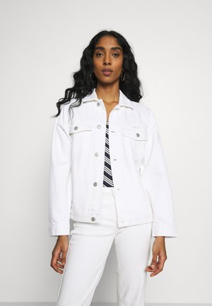 SLOUCH JACKET - Giacca di jeans - vintage white