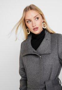 Esprit Collection - COAT - Classic coat - gunmetal - 3