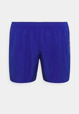 SEA WORLD LOGO - Swimming shorts - mazarine blue