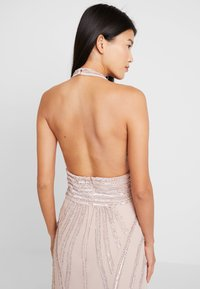 Lace & Beads - MORGAN MAXI - Occasion wear - nude - 6
