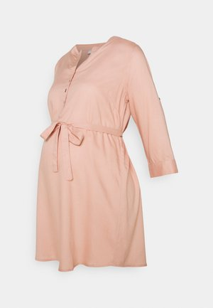 MLMERCY TUNIC - Tunic - misty rose