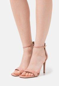 Oxitaly - CALDA - Sandály na vysokém podpatku - sirio rosa - 0