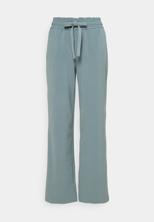 DANTA CASUAL PANTS - Trousers - goblin green