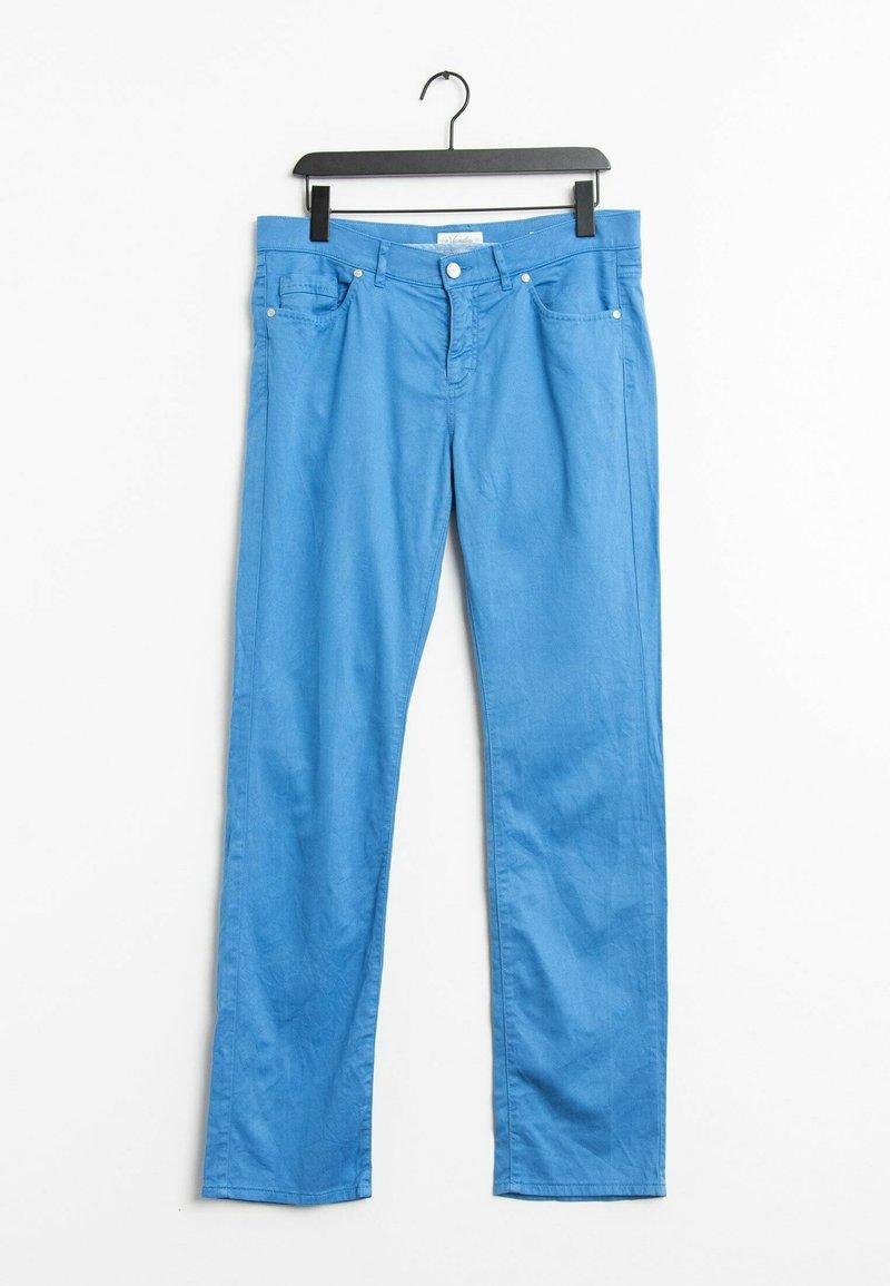 Vanilia - Trousers - blue