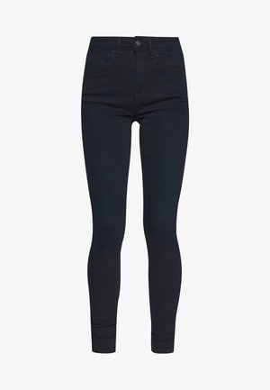 LHANA HIGH SUPER SKINNY - Jeansy Skinny Fit - worn in midnight