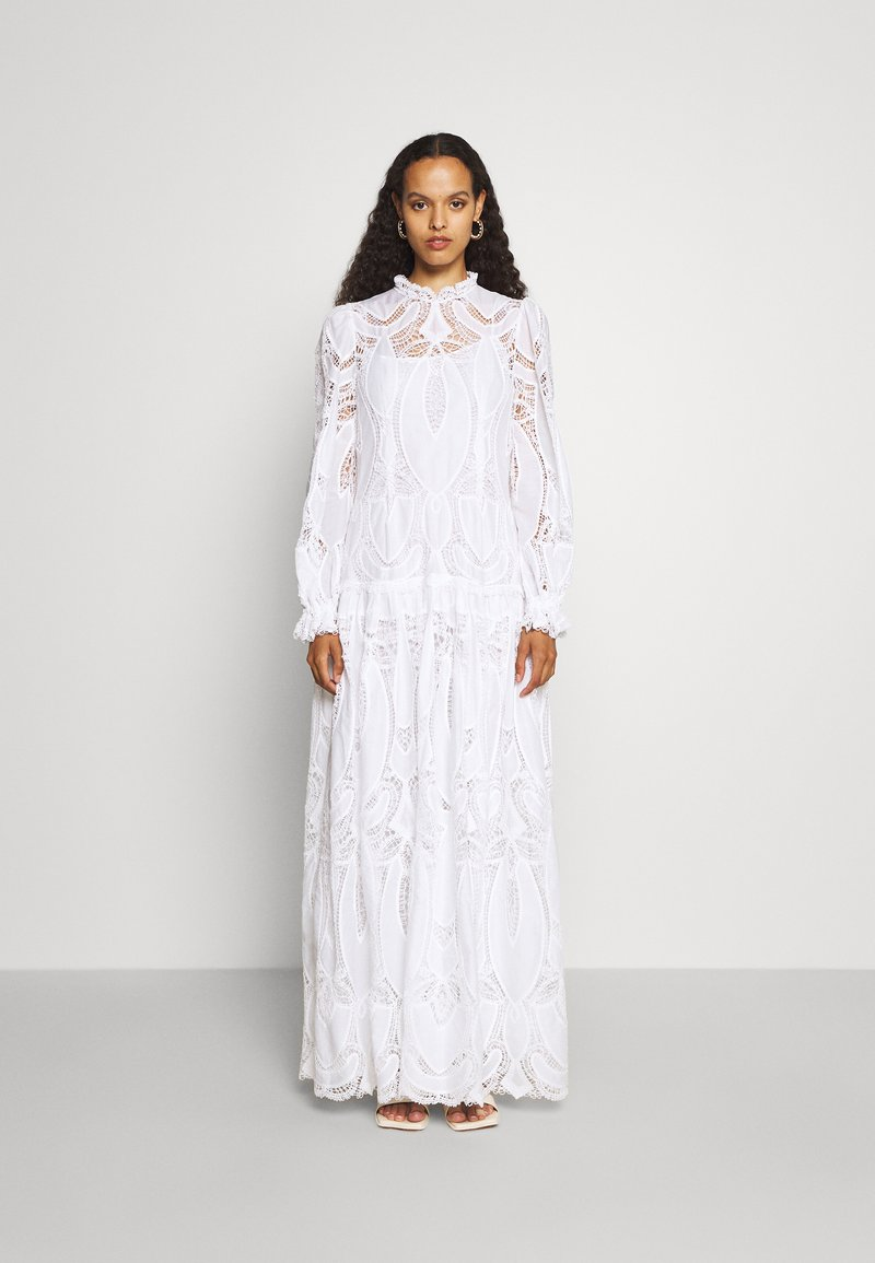 Alberta Ferretti - DRESS - Abito da sera - white
