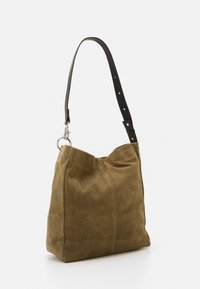 Topshop - LENA - Shopping bag - khaki - 1