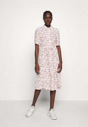 HILDE DRESS - Košilové šaty - off-white