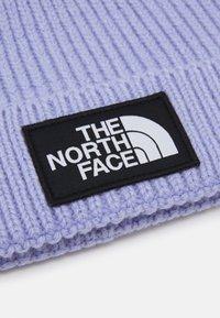 The North Face - LOGO BOX CUFFED BEANIE UNISEX - Beanie - sweet lavender - 2