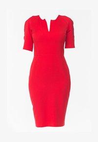 Diyas London - Shift dress - red - 6