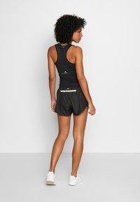 adidas by Stella McCartney - SHORT - Sports shorts - black - 2
