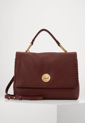LIYA  - Handbag - marsala