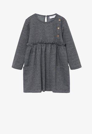 LINA - Robe d'été - grigio antracite