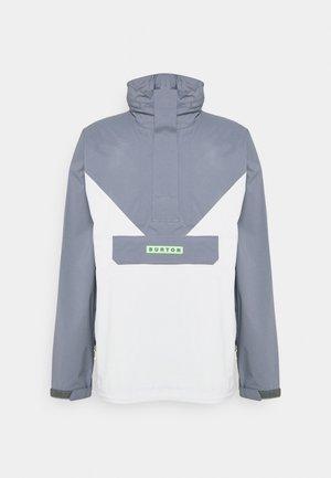 FREELIGHT - Hardshellová bunda - white