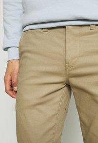 Dickies - SHERBURN - Pantalones - khaki - 4