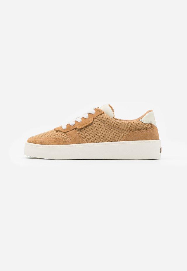 LAGALILLY - Sneakers laag - fudge caramel