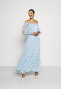 Lace & Beads - MARIA - Suknia balowa - light blue - 1