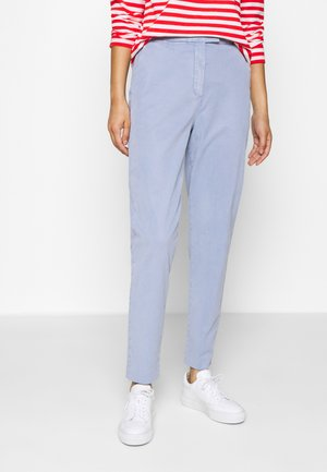 TAPERED PANT - Trousers - moon blue