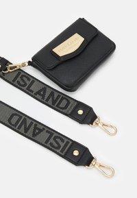 River Island - SET - Across body bag - black - 5