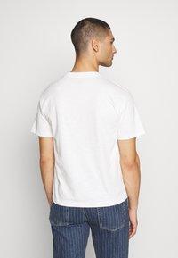 Pepe Jeans - SEWARD - Print T-shirt - optic white - 2