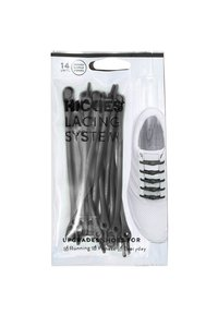 Hickies - 14 PACK TIE-FREE LACES - Other - black - 2