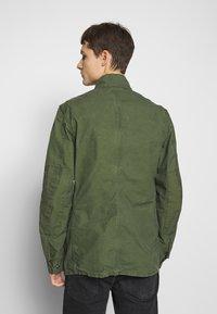 Barbour International - COLOURED DUKE CASUAL - Summer jacket - racing green - 2