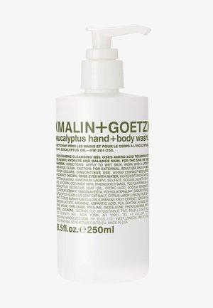 DUSCHGEL & SEIFE EUCALYPTUS HAND + BODY WASH - Shower gel - -