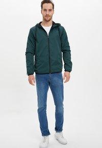 DeFacto - Light jacket - green - 1
