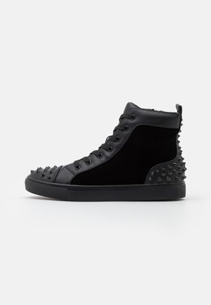 CORDZ - High-top trainers - black